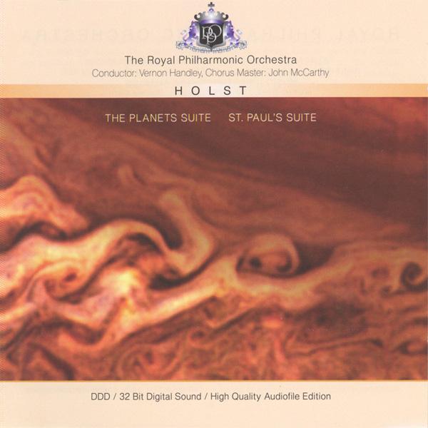 Thü's Audiophile Magazine - Gustav Holst, The Planets - Reviews