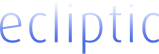 Ecliptic Logo